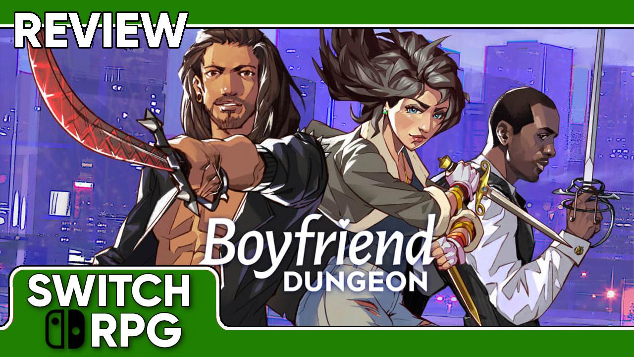 Boyfriend Dungeon Review (Switch)