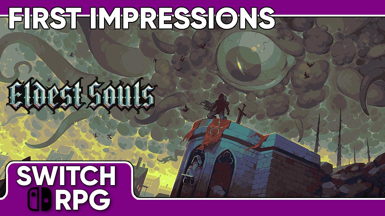 Libra: Eldest Souls (Switch)