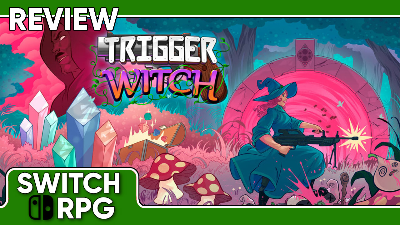 Trigger Witch Review (Switch)