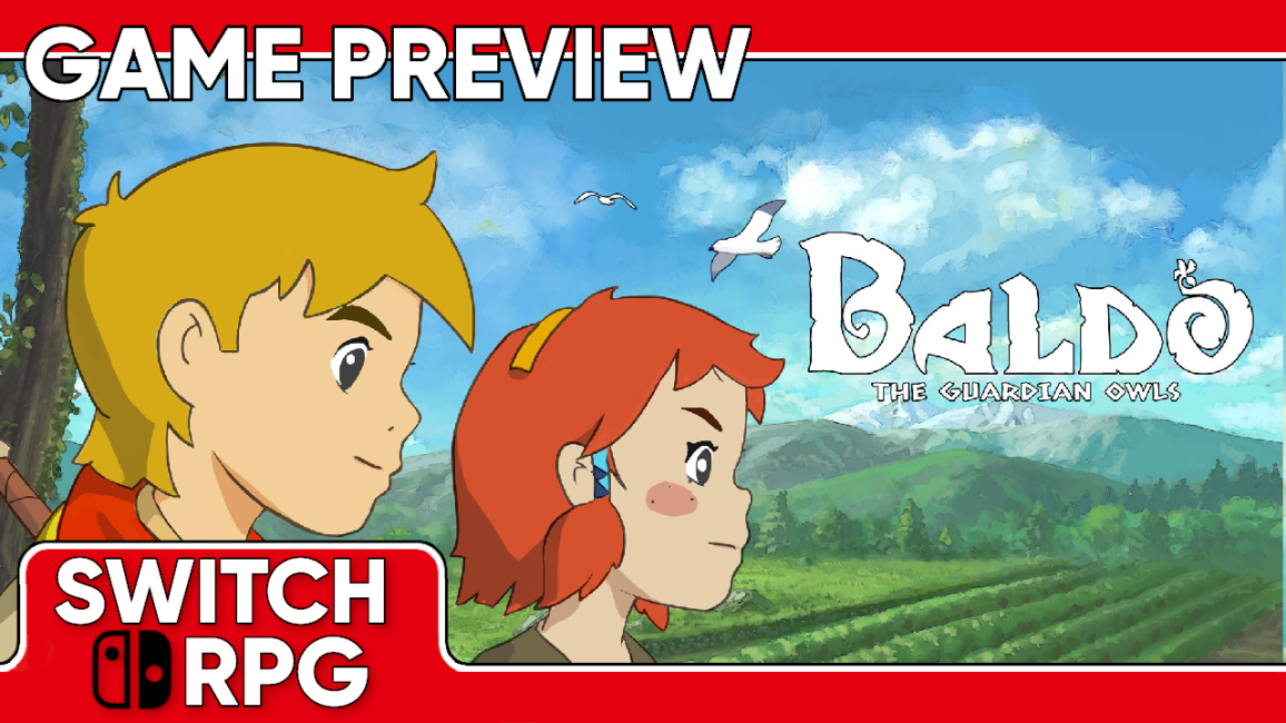 Baldo: The Guardian Owls Preview (Switch)