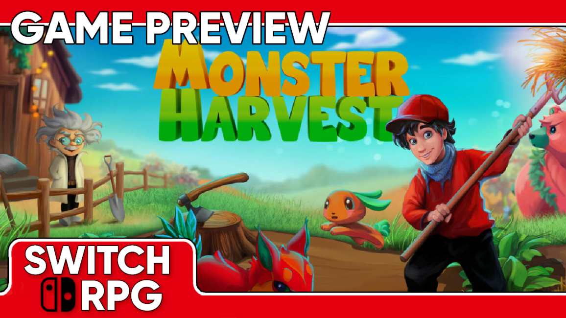 Monster Harvest Preview (Switch)