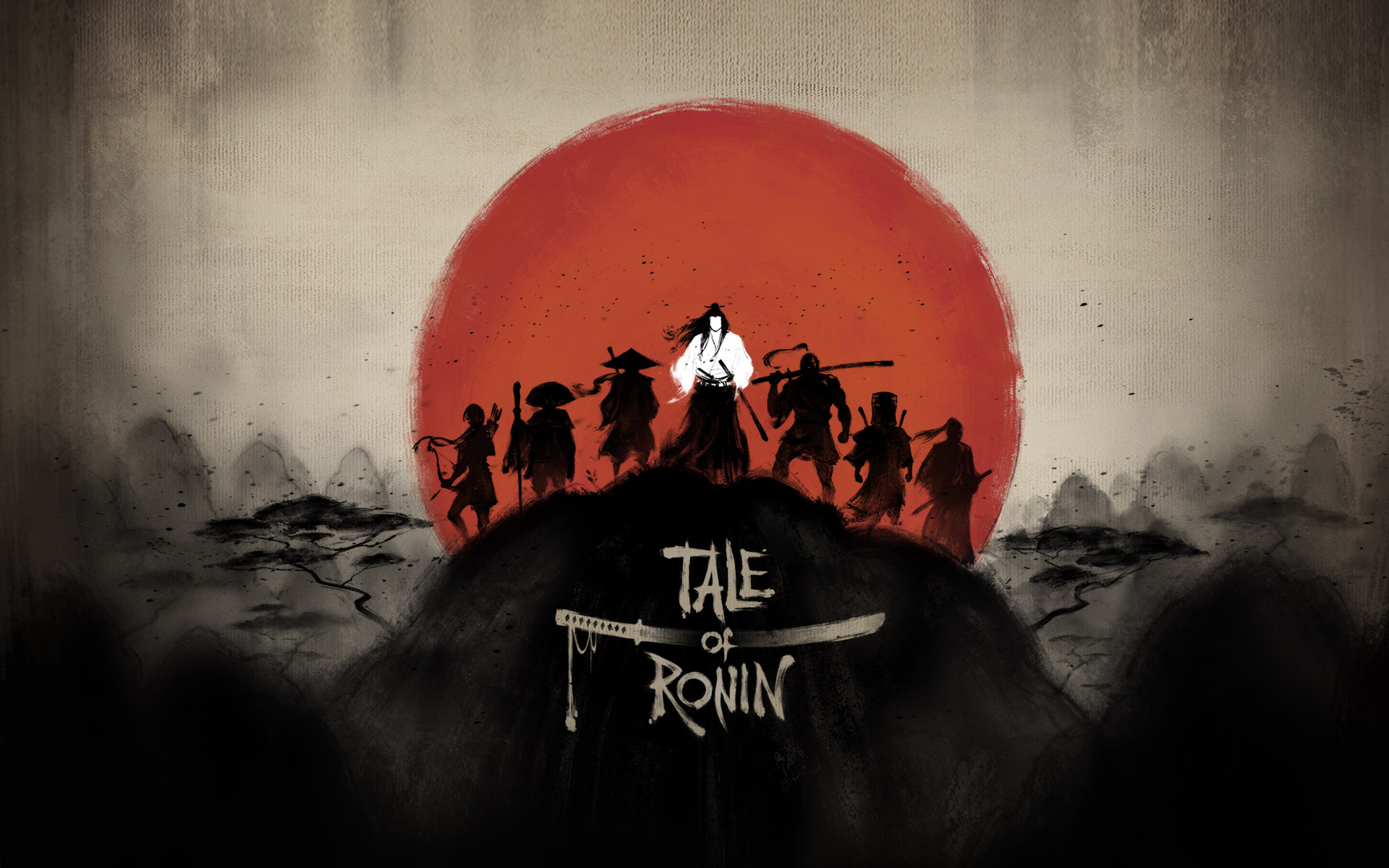 Tale Of Ronin Desktop Wallpaper Switch Rpg