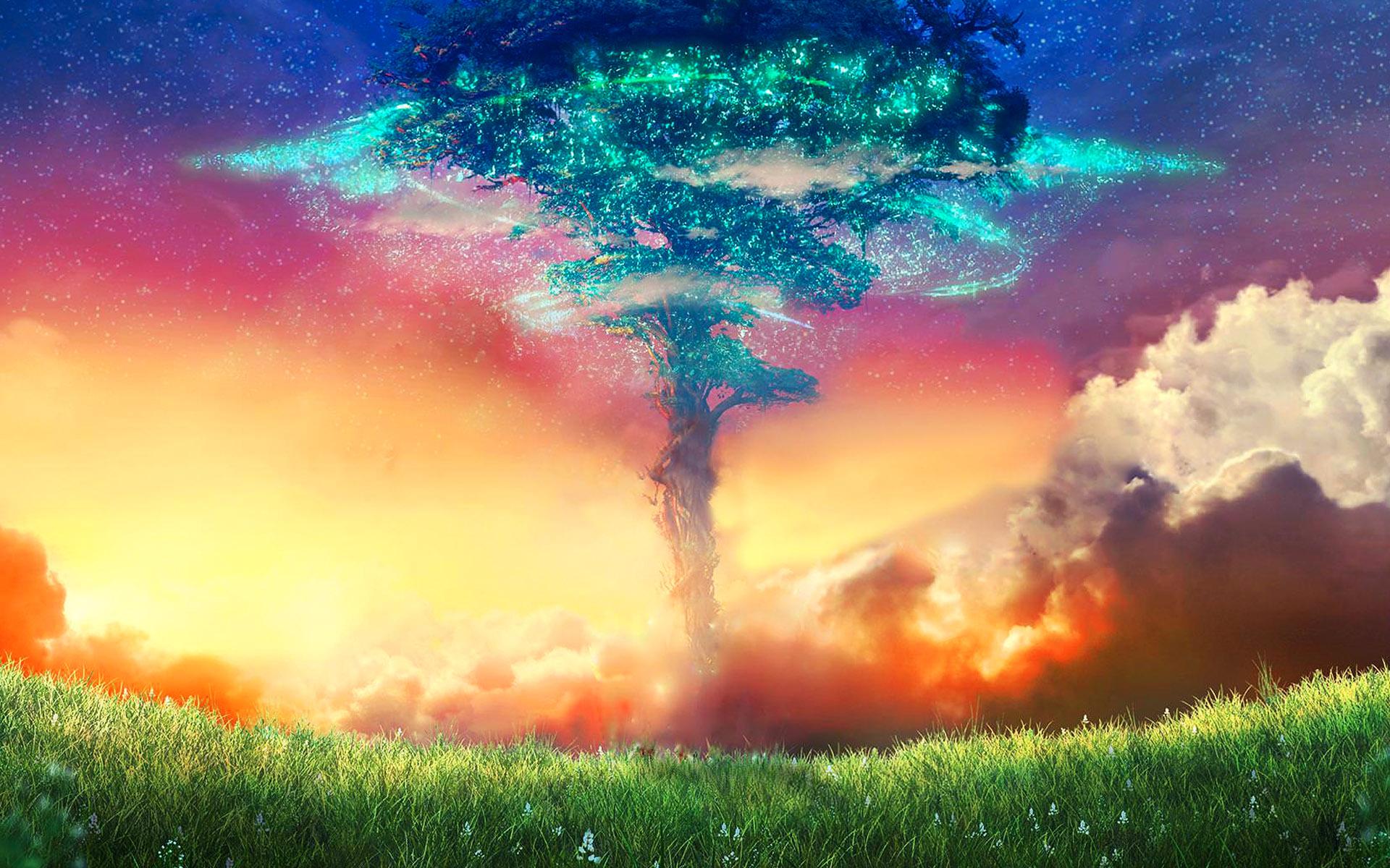Xenoblade Chronicles 2 Scenic Desktop Wallpaper Collection